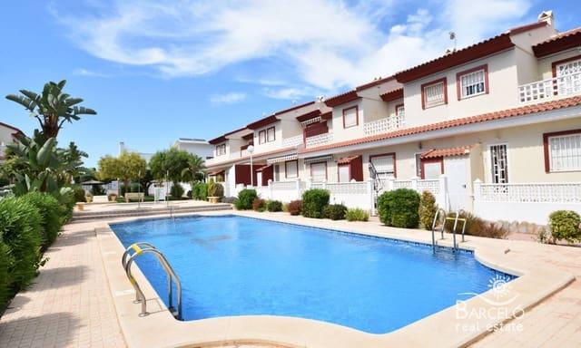 3 chambre Villa/Maison Mitoyenne à vendre à Dona Pepa avec piscine - 149 950 € (Ref: 5423846)