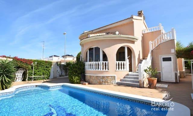 3 sypialnia Willa na sprzedaż w Benimar z basenem - 235 000 € (Ref: 5600614)