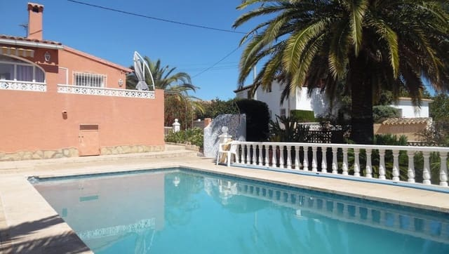 3 sypialnia Willa na sprzedaż w Galera de las Palmeras z basenem garażem - 310 000 € (Ref: 4690127)