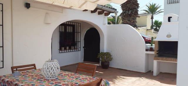 2 slaapkamer Rijtjeshuis te huur in Benitachell / Benitatxell met zwembad - € 860 (Ref: 5542103)