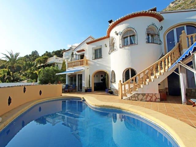 5 sovrum Villa till salu i Benigembla / Benichembla med pool - 375 000 € (Ref: 5946173)
