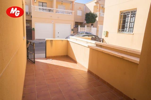 4 soverom Rekkehus til salgs i Huercal de Almeria med garasje - € 143 000 (Ref: 4448143)