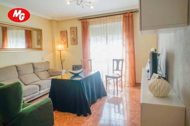 2 Zimmer Wohnung zu verkaufen in Alhama de Almeria mit Garage - 76.000 € (Ref: 5203075)