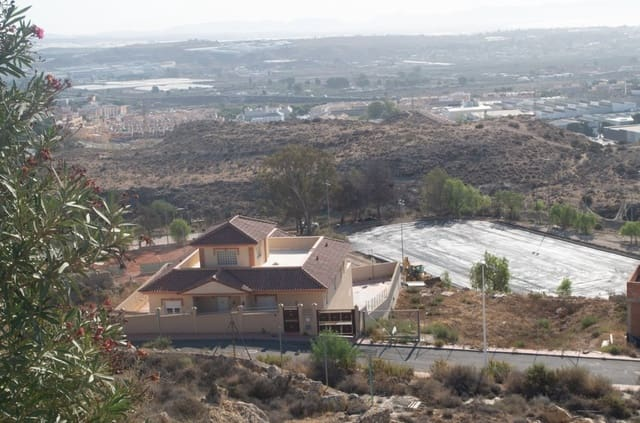 4 sypialnia Willa na sprzedaż w Huercal de Almeria - 395 000 € (Ref: 5699843)