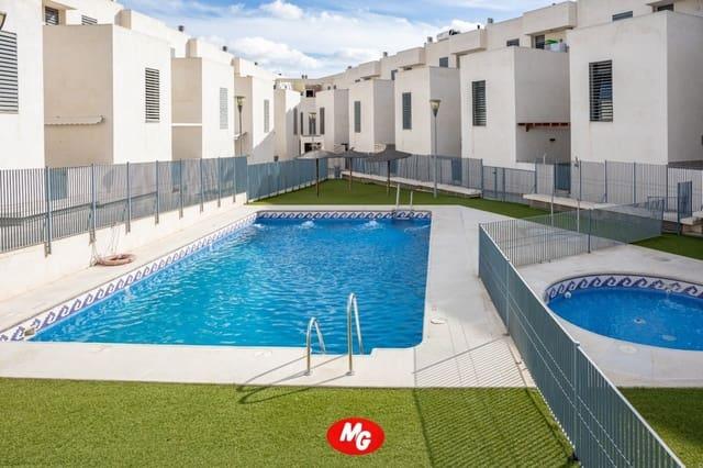 4 sypialnia Dom szeregowy na sprzedaż w Huercal de Almeria z basenem garażem - 215 000 € (Ref: 5828489)