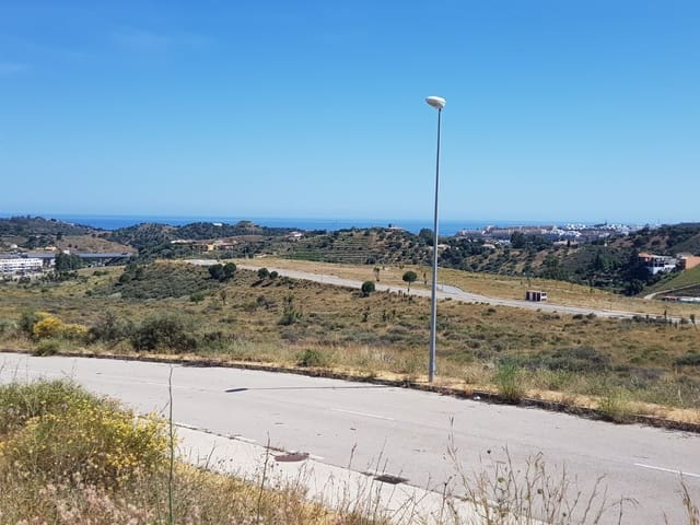 Terrain à Bâtir à vendre à La Cala de Mijas - 1 560 000 € (Ref: 5318488)