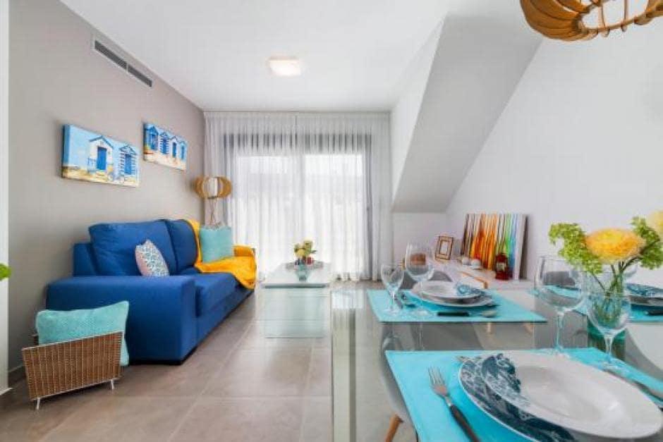Apartamento de 1 habitación en Pilar de la Horadada en venta con piscina - 99.650 € (Ref: 4489878)