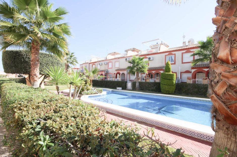 Casa de 2 habitaciones en Playa Flamenca en venta con piscina - 134.000 € (Ref: 4782167)