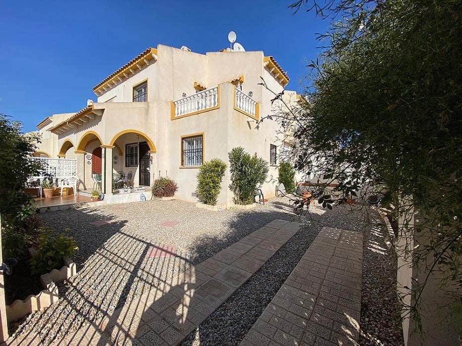 Pareado de 2 habitaciones en Playa Flamenca en venta con piscina - 149.999 € (Ref: 5067617)