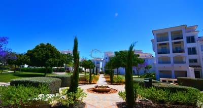 2 bedroom Penthouse for sale in Los Riquelme with pool garage - € 127,950 (Ref: 5391355)