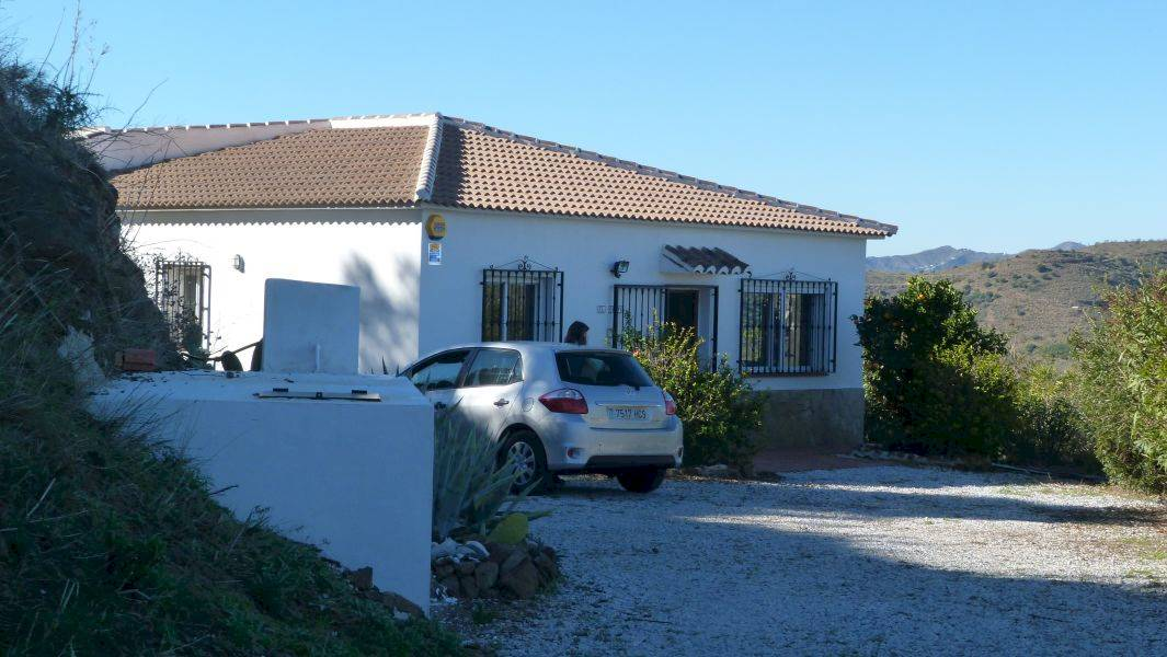 3 Zimmer Ferienfinca/landgut in Vinuela mit Pool - 350 € (Ref: 1913368)