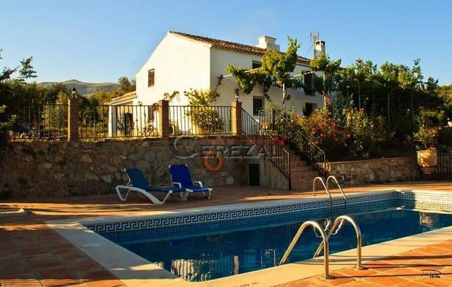 Chalet de 5 habitaciones en Periana en alquiler vacacional con piscina - 700 € (Ref: 3116318)