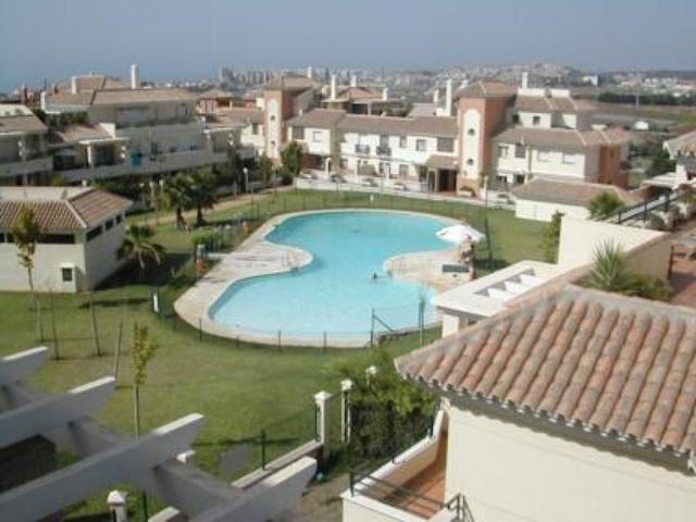 2 soverom Leilighet til salgs i Caleta de Velez med svømmebasseng - € 550 (Ref: 3116321)