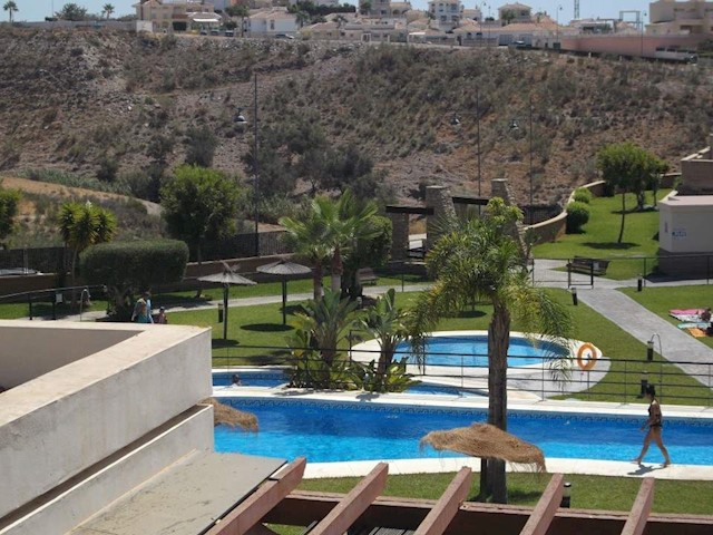 2 Zimmer Ferienreihenhaus in Valle Niza mit Pool - 300 € (Ref: 3886482)