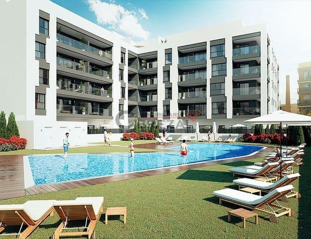 2 soveværelse Lejlighed til salg i Torre del Mar med swimmingpool - € 161.950 (Ref: 4090532)