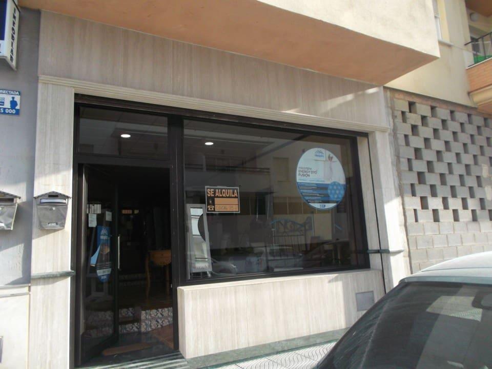 1 sovrum Kommersiell att hyra i Torre del Mar - 650 € (Ref: 4455629)