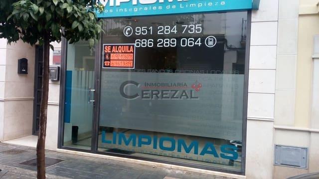 1 soverom Kommersiell til leie i Velez-Malaga - € 600 (Ref: 5304770)