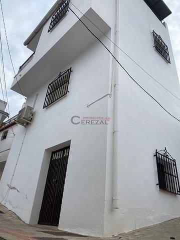 3 soverom Villa til leie i Iznate - € 650 (Ref: 5953300)