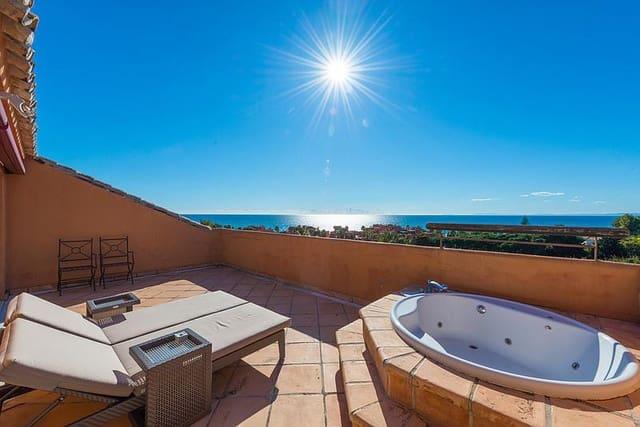 3 Zimmer Penthouse zu verkaufen in Bahia de Marbella - 980.000 € (Ref: 5307663)