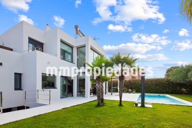 4 makuuhuone Huvila myytävänä paikassa Betera mukana uima-altaan  autotalli - 1 350 000 € (Ref: 6254569)