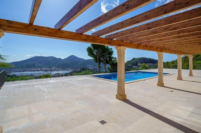 4 soveværelse Finca/Landehus til leje i Puerto de Andratx med swimmingpool - € 15.000 (Ref: 5954112)
