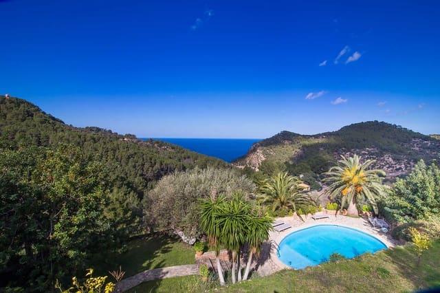 5 makuuhuone Maalaistalo myytävänä paikassa Estellenchs mukana uima-altaan - 2 750 000 € (Ref: 5954191)