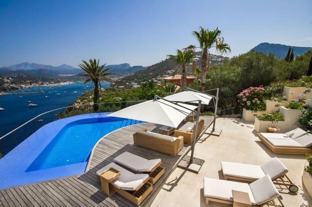 6 soverom Villa til leie i Puerto de Andratx med svømmebasseng - € 22 000 (Ref: 5954301)