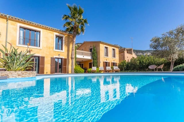 4 soveværelse Finca/Landehus til leje i Andratx med swimmingpool - € 10.000 (Ref: 5954313)