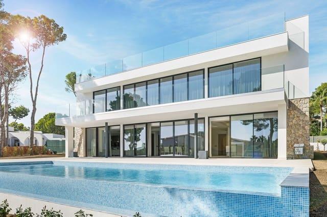 5 soveværelse Villa til leje i Sol de Mallorca med swimmingpool - € 11.000 (Ref: 5954363)