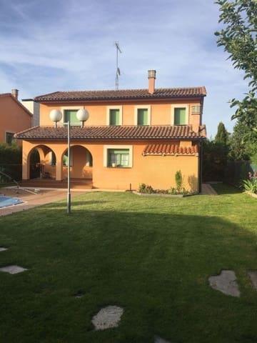 4 soverom Villa til salgs i Morales del Vino med svømmebasseng garasje - € 350 000 (Ref: 5316050)