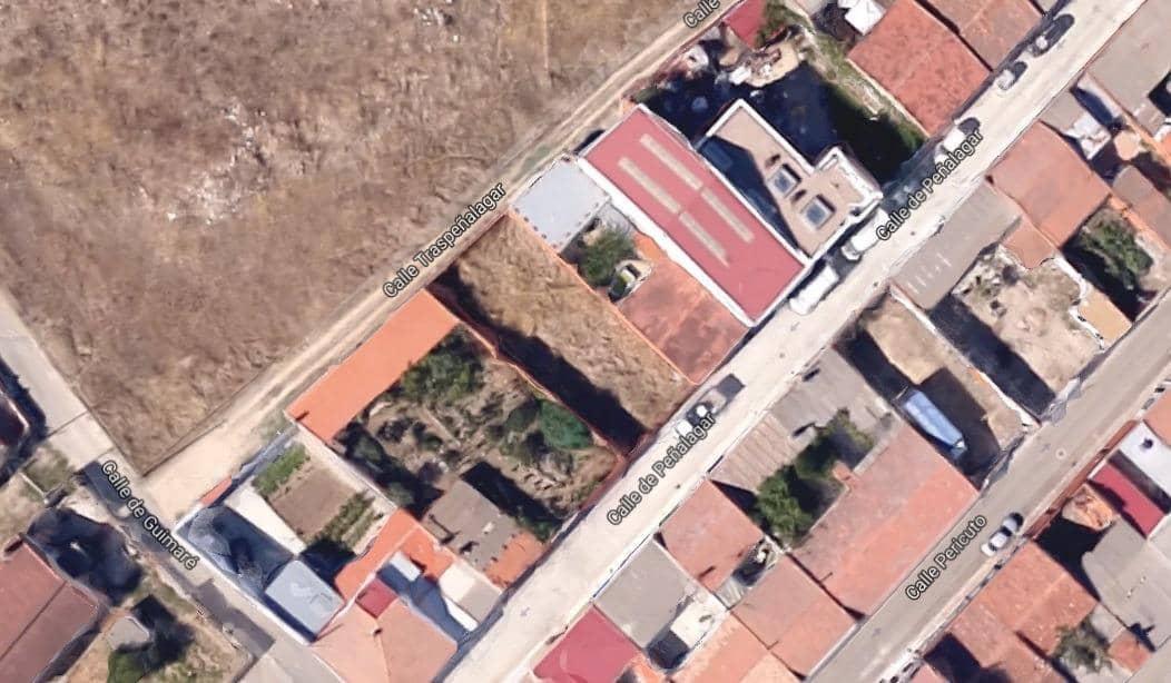 Tomt till salu i Zamora stad - 90 000 € (Ref: 5316091)