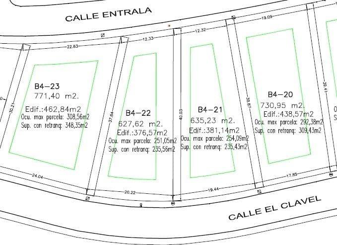 Tomt till salu i Morales del Vino - 68 970 € (Ref: 5316119)