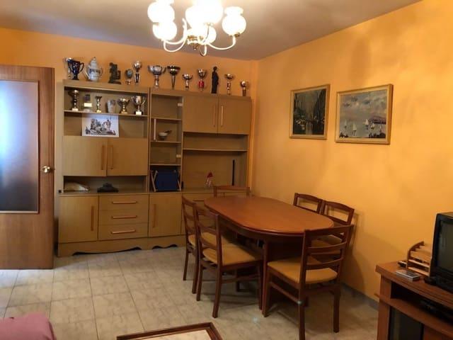 Ático de 2 habitaciones en Zamora ciudad en venta con garaje - 99.000 € (Ref: 5316125)