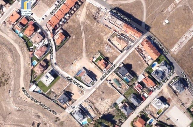 Byggetomt til salgs i Zamora by - € 124 000 (Ref: 5316169)