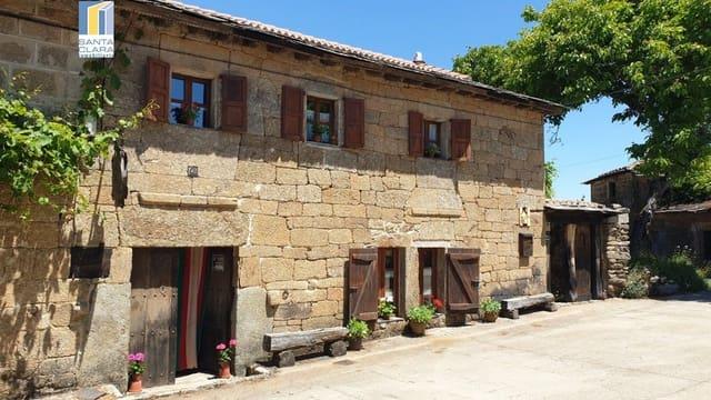 5 chambre Villa/Maison à vendre à Manzanal de los Infantes - 120 000 € (Ref: 5416119)