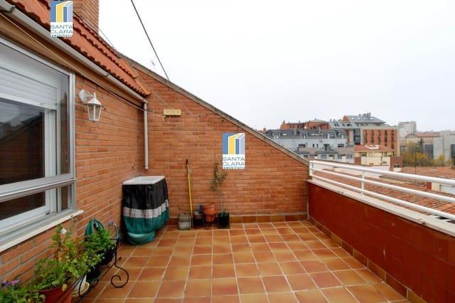 4 makuuhuone Kattohuoneisto myytävänä paikassa Zamora kaupunki mukana  autotalli - 179 000 € (Ref: 5699071)