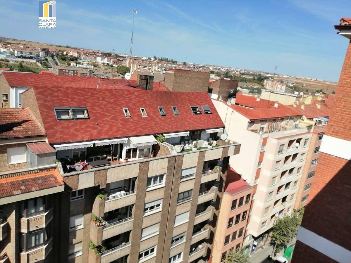 Piso de 3 habitaciones en Zamora ciudad en venta - 145.000 € (Ref: 5723604)