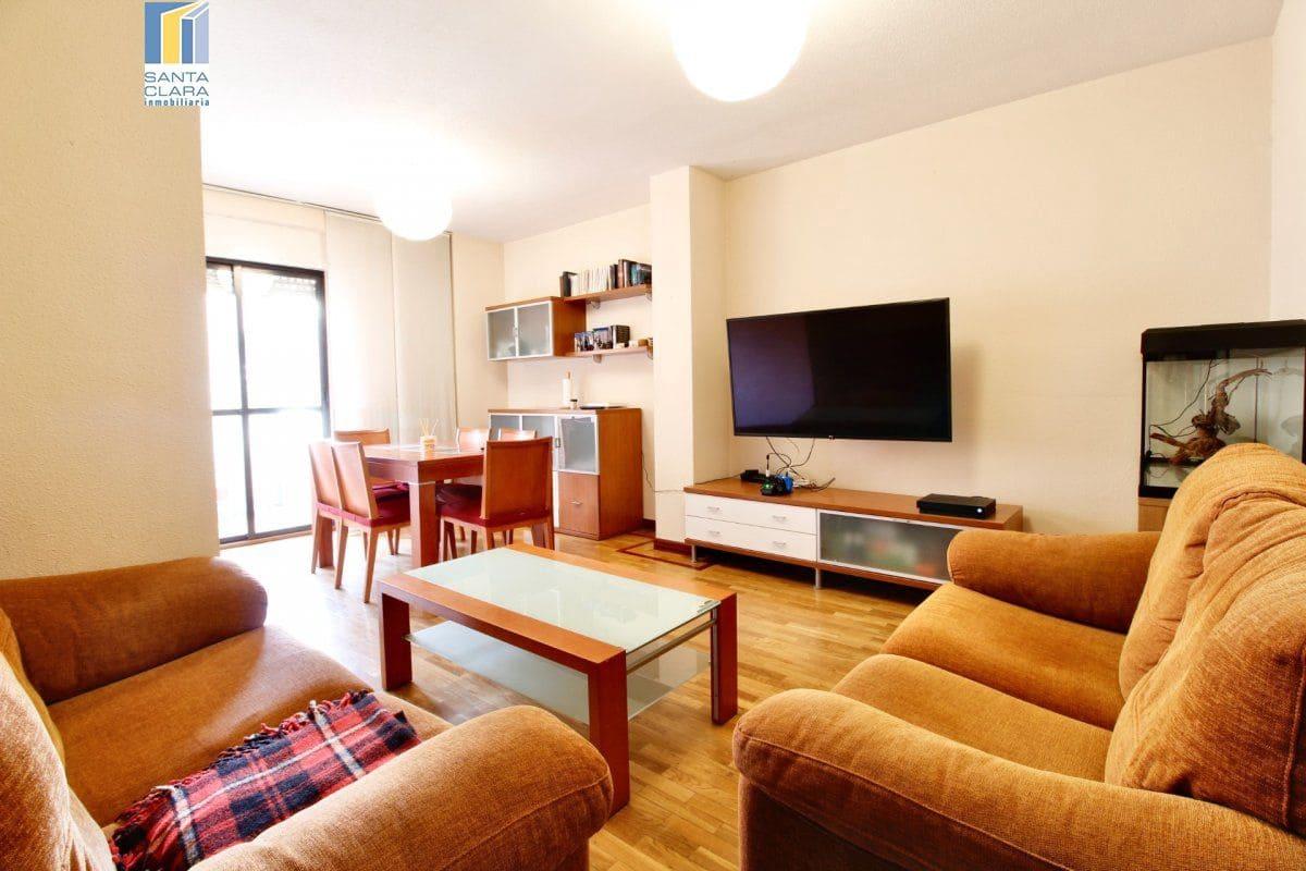 Piso de 3 habitaciones en Zamora ciudad en venta con garaje - 120.000 € (Ref: 5725668)