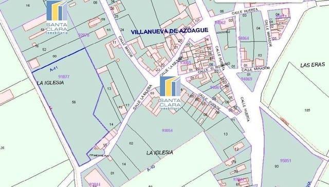Solar/Parcela en Villanueva de Azoague en venta - 125.000 € (Ref: 5852200)
