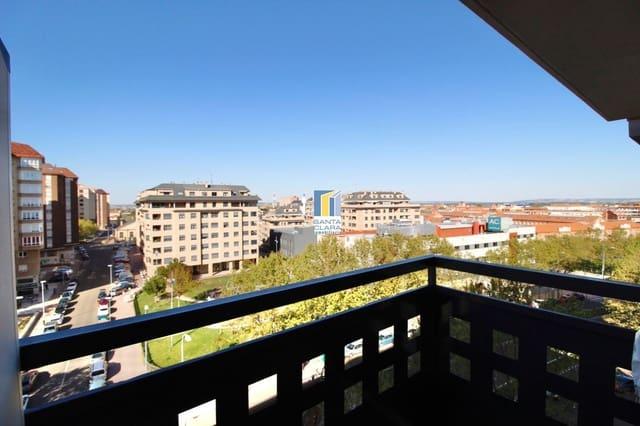 Piso de 2 habitaciones en Zamora ciudad en venta - 150.000 € (Ref: 6041620)