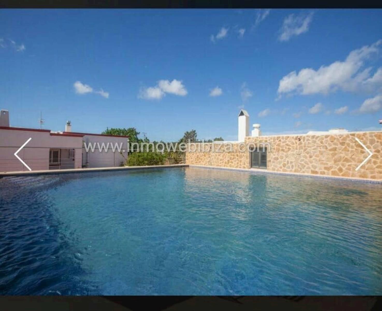 3 slaapkamer Villa te huur in Sant Joan de Labritja met zwembad - € 3.500 (Ref: 3344210)