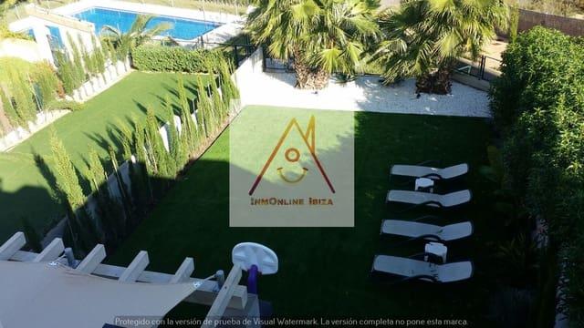3 soveværelse Byhus til leje i San Jose / Sant Josep de Sa Talaia - € 2.000 (Ref: 6091657)