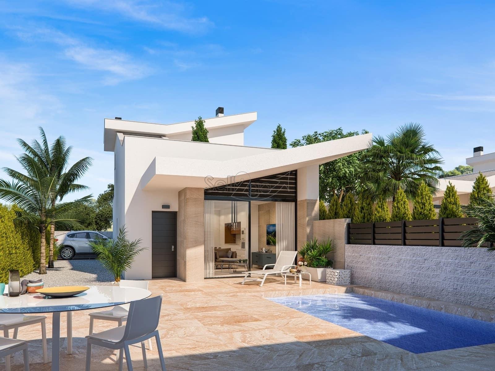 Chalet de 3 habitaciones en Benijófar en venta - 274.900 € (Ref: 5092261)