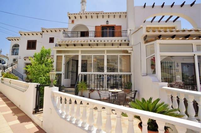 2 slaapkamer Huis te huur in Aguas Nuevas met zwembad - € 550 (Ref: 5501472)