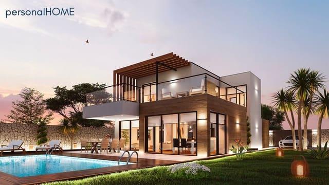 Byggetomt til salgs i Montesol - € 79 000 (Ref: 5788486)