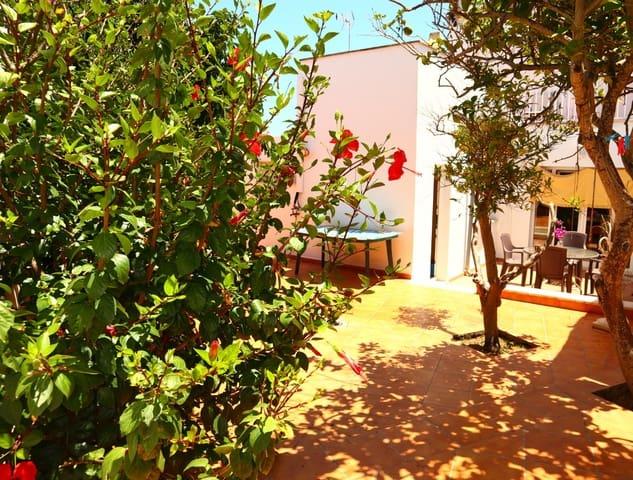 4 slaapkamer Huis te huur in Portocolom - € 1.300 (Ref: 5373216)