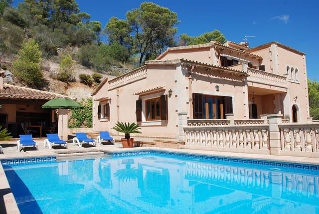 4 slaapkamer Finca/Landhuis te huur in L'Horta / S'Horta met zwembad - € 3.000 (Ref: 5424950)