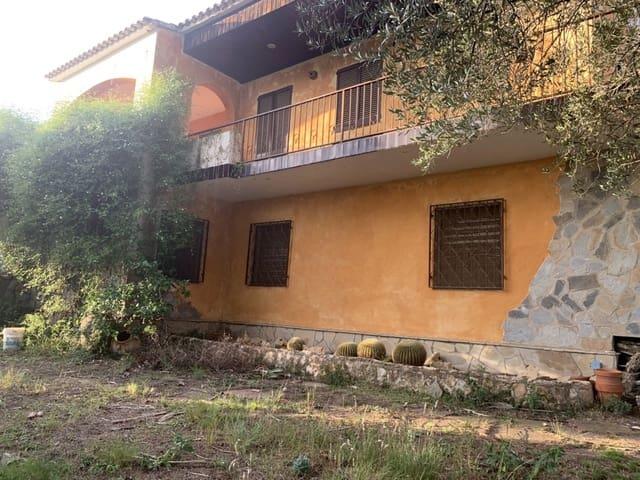 5 sovrum Finca/Hus på landet till salu i Altafulla med pool garage - 1 090 000 € (Ref: 5061541)