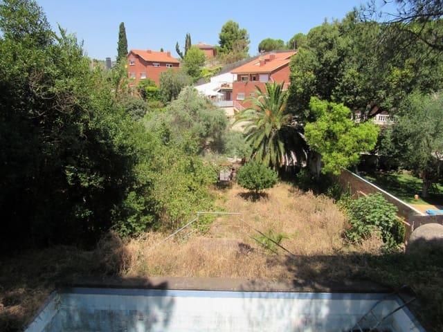 Działka budowlana na sprzedaż w Sant Just Desvern - 1 250 000 € (Ref: 5880497)