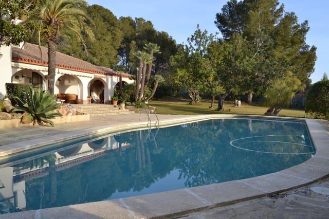 5 quarto Quinta/Casa Rural para venda em Vespella com piscina garagem - 1 320 000 € (Ref: 6187190)